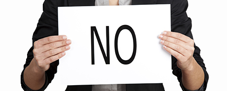 Should you say 'no' next time you are invited to pitch